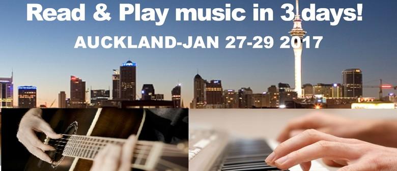Auckland Understanding Music Seminar