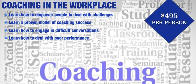 Coaching In The Workplace: A Mark Wager Leadership Workshop