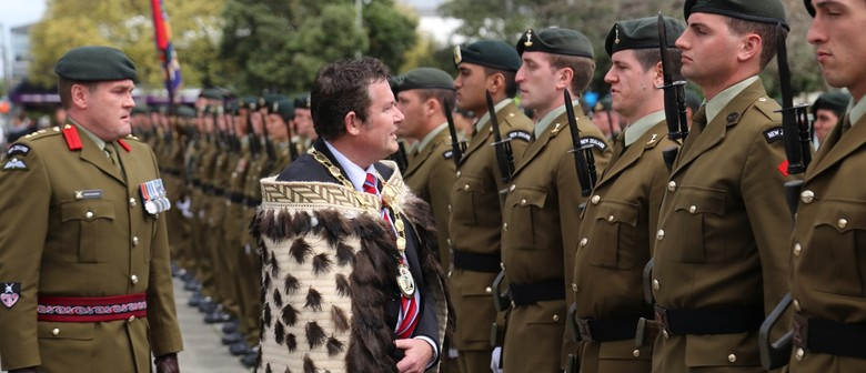 2016 Charter Parade and 1812 Overture and Beating Retreat