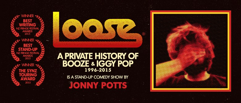 LOOSE: A Private History of Booze & Iggy Pop 1996-2015