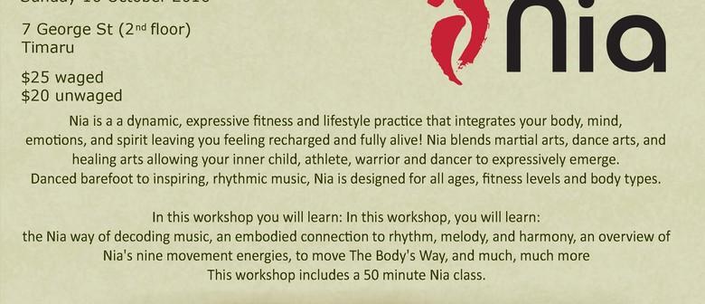 Nia Dance Workshop