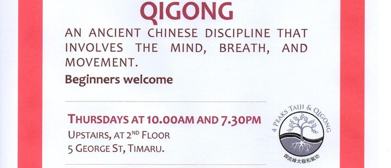 Qi Gong Classes