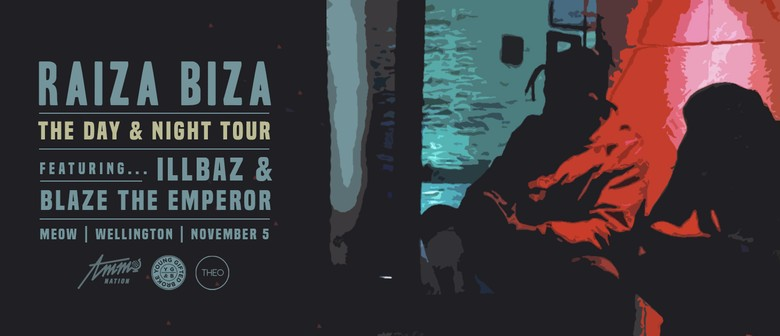 Raiza Biza, Blaze the Emperor, Illbaz, Tia Drumma & More