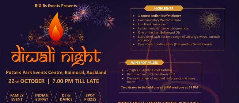 Diwali Night - Fun filled family Event