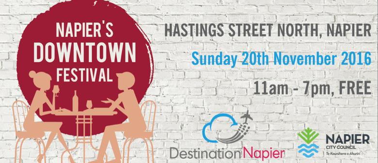 Napier's Downtown Festival