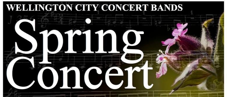Wellington City Concert Bands Spring Concert