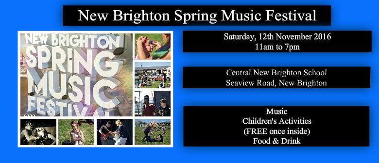 New Brighton Spring Music Festival