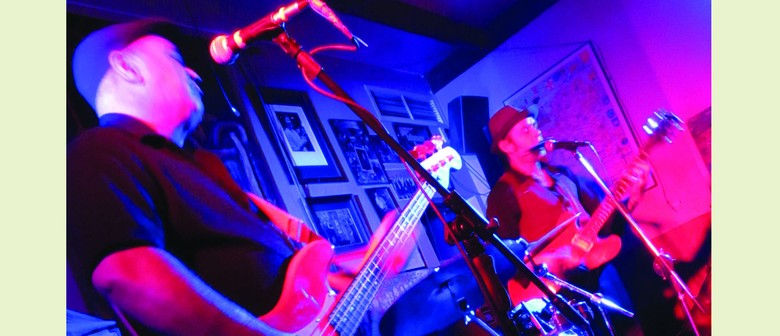 Blues for Yous With Shayn Wills and Bullfrog Rata