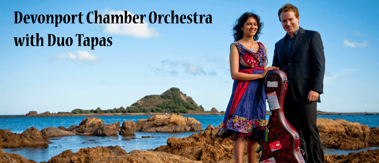 Devonport Chamber Orchestra Concert with Duo Tapas