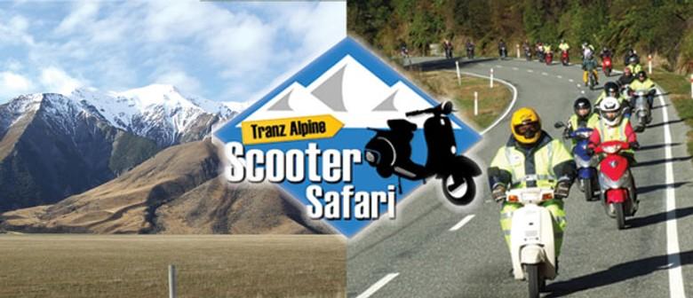 Tranzalpine Scooter Safari 2010