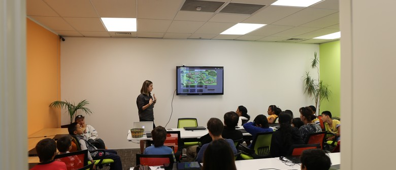 Holiday Programme - Fascinating World of Coding - Week 1