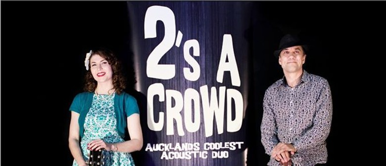 Auckland's 2's A Crowd