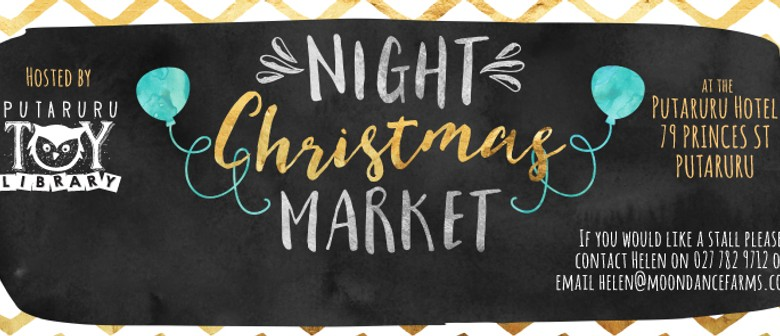Christmas Night Market