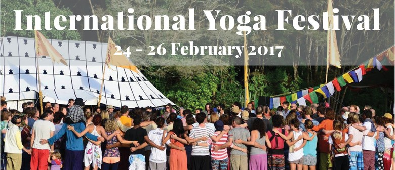 6th Annual International Yoga Festival 2017