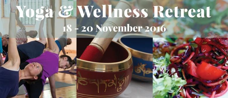 Yoga & Wellness Weeeknd