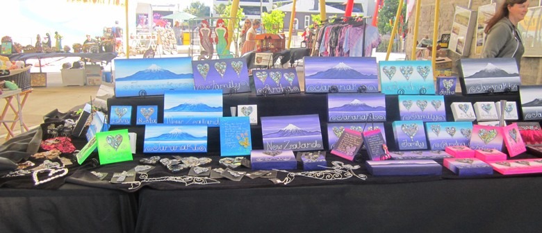 Puke Ariki Art and Craft Market