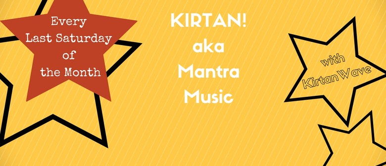 Kirtan aka Mantra Music with KirtanWave