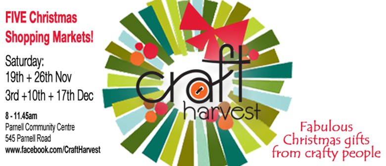 Christmas Craft Market - Craft Harvest