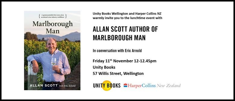 Lunchtime - Allan Scott Marlborough Man