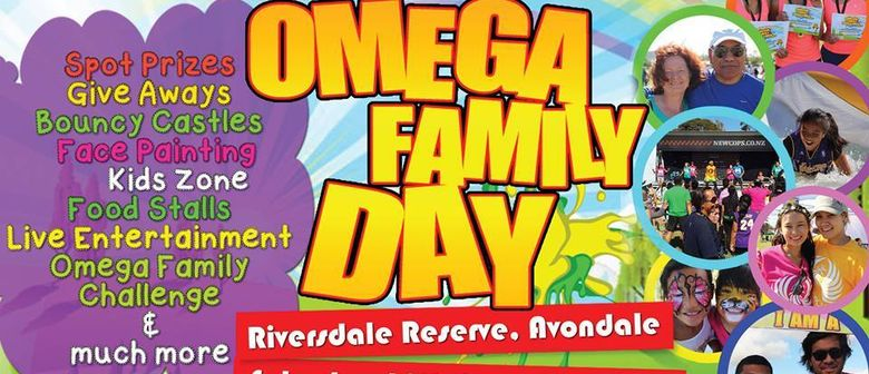 Omega Family Day - West