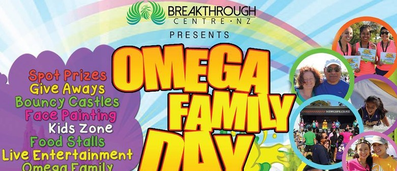 Omega Family Day - South