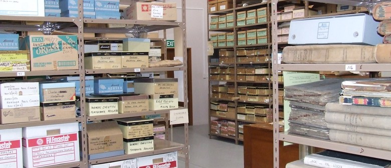 Tour the Treasure Archives