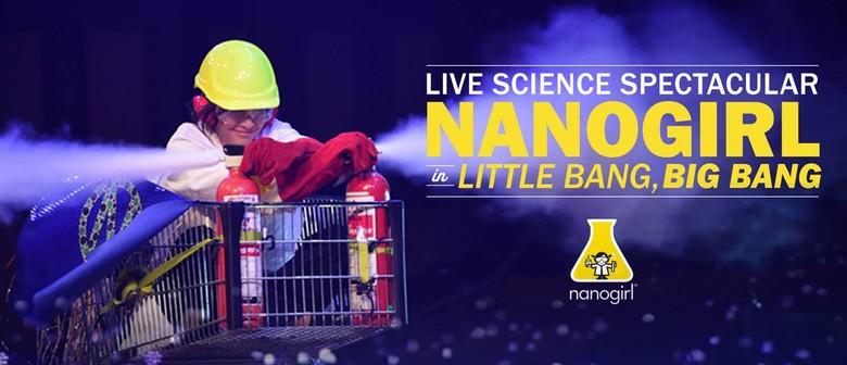 Nanogirl - Little Bang, Big Bang