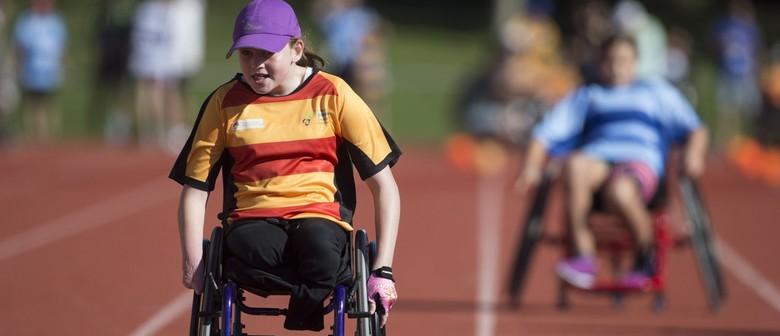 Waikato Halberg Junior Disability Sports Day