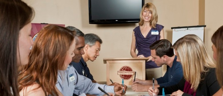 Halswell Toastmasters - Public Speaking and Leadership Skill