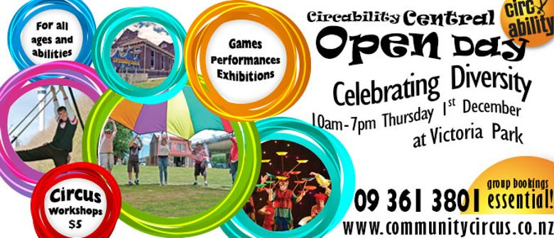 Circability Central Open Day