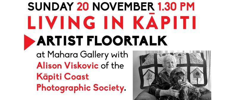 Floortalk: Alison Viskovic - Kāpiti Photographic Society