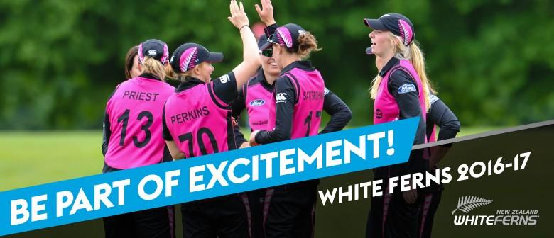 2nd ODI White Ferns vs Pakistan Women
