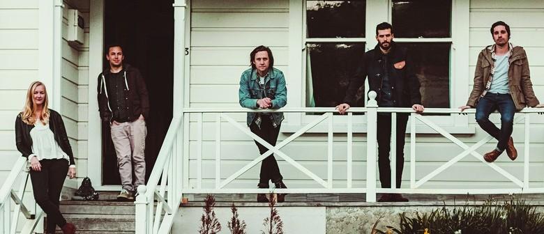 Miles Calder And The Rumours Album Release Tour - Hastings