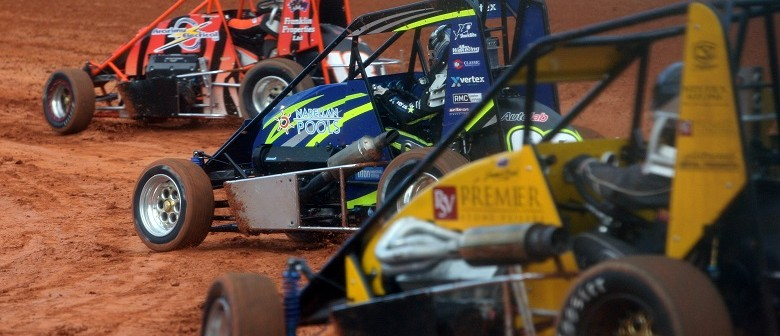 Baypark Speedway International Midget, Valvoline Saloon Cars
