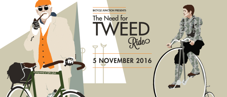 The Need for Tweed Ride