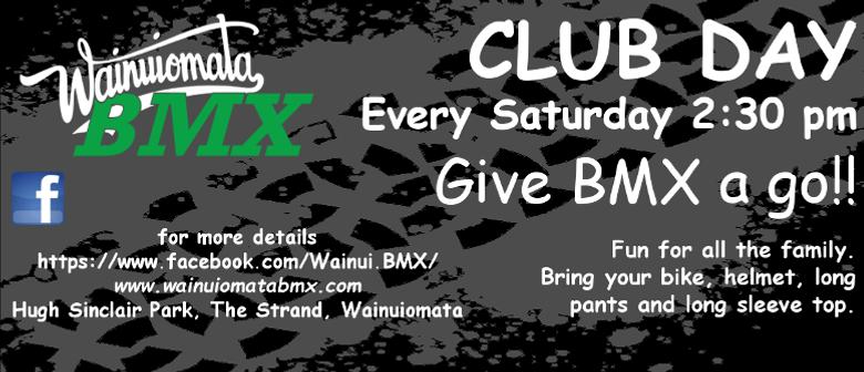Wainuiomata BMX Club Racing