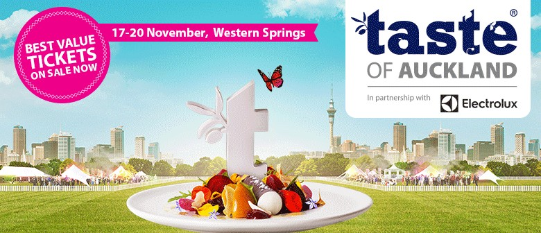 Taste of Auckland 2016