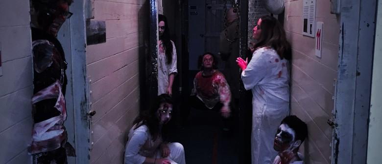 Dead Hill Napier Prison Scare Tour