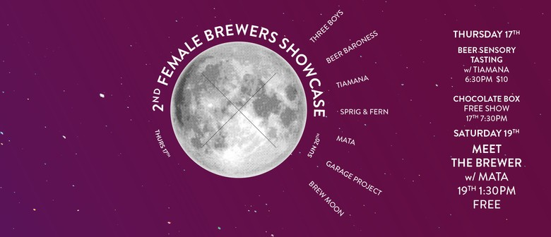 2nd Female Brewers Showcase