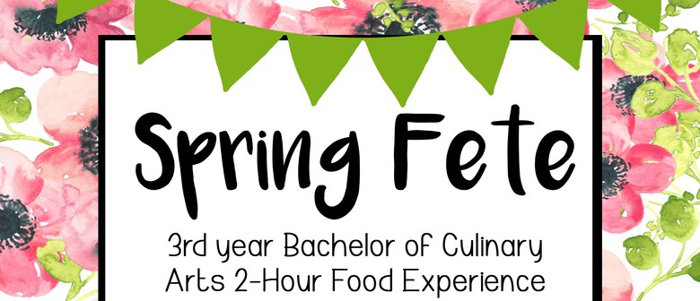fEATure 2016 - Spring Fete