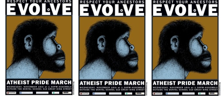 Atheist Pride March