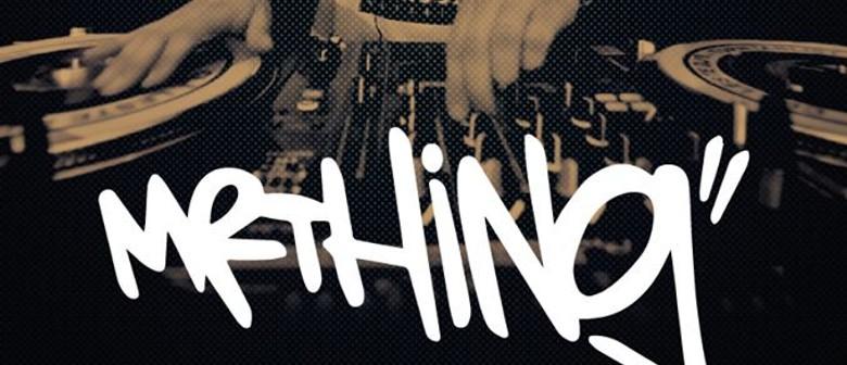 Mr Thing (Scratch Perverts UK) Hudge