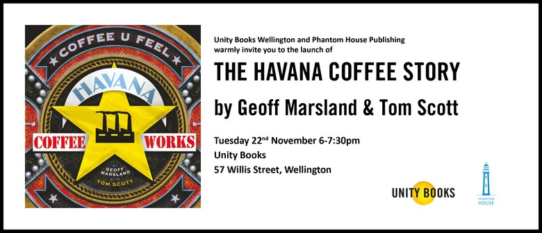 Book Launch - The Havana Coffee Works Story