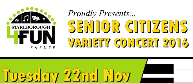 Senior Citizens Variety Concert 2016