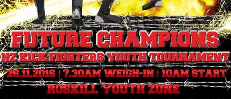 Future Champions - NZ Kick Fighters Youth Tournament