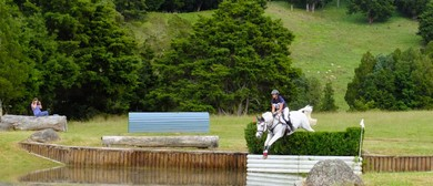 NZ Pony Club Eventing Champs 2017