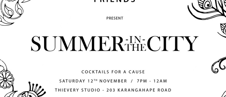 Summer In the City - Cocktails for A Cause