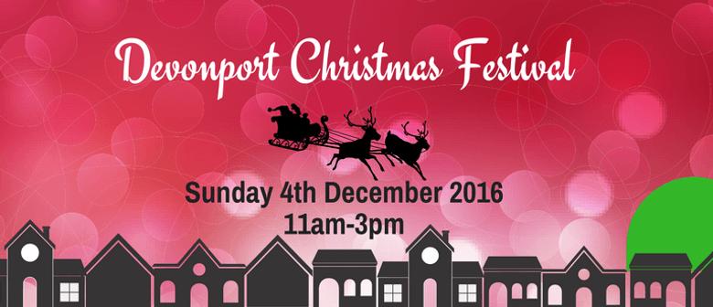 Devonport Christmas Festival & Lions Santa Parade