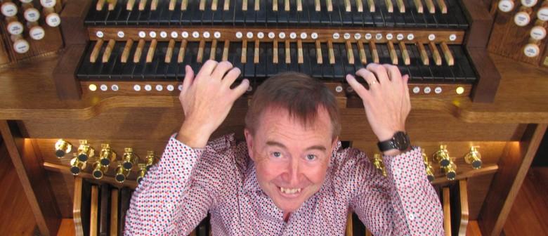 The Organ Is Dancing