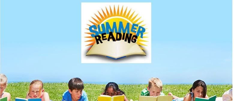 Summer Reading Programme for Children - 2016 Registrations